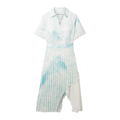 ANDERSSON BELL Midi Dress night out Light green Girls Cheap on clearance RK0MN5608