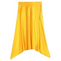 SIES MARJAN Maxi Skirts for plus size Ocher clothing for girl on clearance Clearance H492Y3783