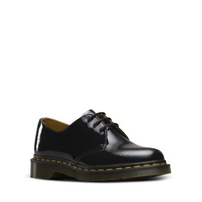 Dr. Martens Girls Shoes Women's 1461 Smooth Oxford Shoes Black size 9 New Arrival YICT470