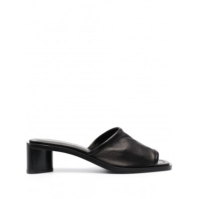 Acne Studios 50mm open-toe mules shoes for Lady shoes YHHF509