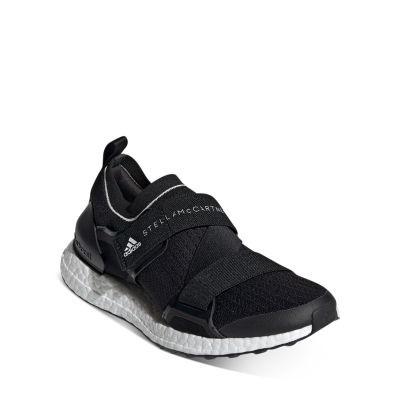 adidas by Stella McCartney Women's Ultraboost X Sneakers Girl Shoes Black size 9 Fitted CIVR485