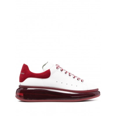 Alexander McQueen shoes Larry leather sneakers shoes Girls size 12 HJNL782