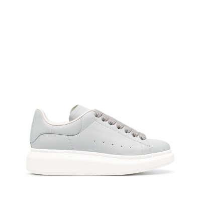 Alexander McQueen shoes oversize leather sneakers shoes for Lady slip on YZHC772