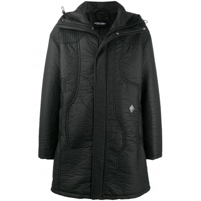 A-COLD-WALL* Clothing hooded mid-length parka for Boy CUWJ682