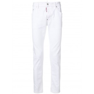 Dsquared2 Clothing Skater jeans for Young Men GYEU230