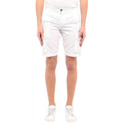 40WEFT Shorts & Bermuda Pants 35 waist White for Men Business Casual Discount Online YIWVO3858