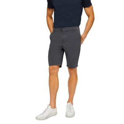 7 For All Mankind Clothes Ace Regular fit Shorts for Male Charcoal 28 waist outlet SHAZ468