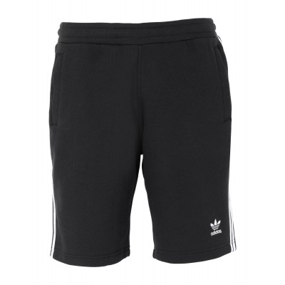 ADIDAS ORIGINALS Athletic pant Pants 33 inch waist Black for Male on clearance outlet 3-STRIPE SHORT 5R3O88899