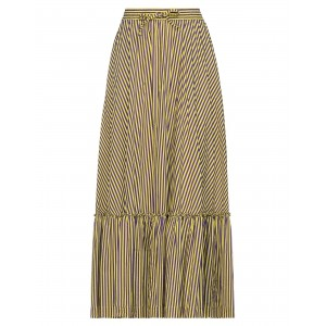 P.A.R.O.S.H. Maxi Skirts Yellow clothing for women the best online shopping AZOXH5326