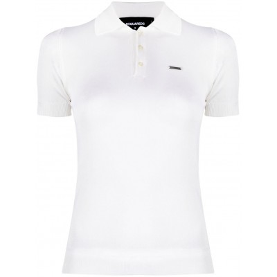 Dsquared2 pique polo shirt size 3x for girl QXXK909