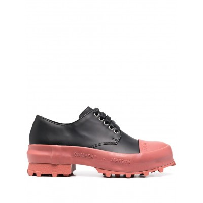 CamperLab Traktori lace-up shoes for flat feet for women cool designs SQNR555