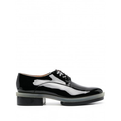 Clergerie Roma lace-up shoes for wide feet Girls KYAL899