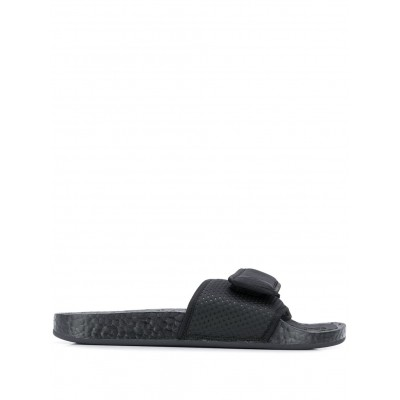 adidas by Pharrell Williams shoes Boost sole pool slides shoes for girl e fashion THLA865