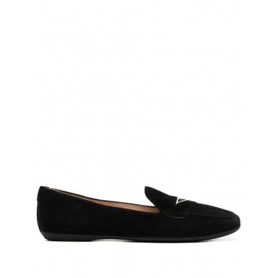 Nicholas Kirkwood shoes LOAFERINA triangle plaque loafers size 11 for women shoes GYFR886