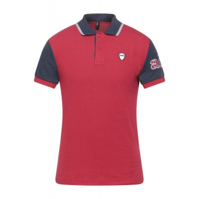 ADD Polo shirt xxl Red Tops for Young Boy boutique Cheap Sale AAWBC4509