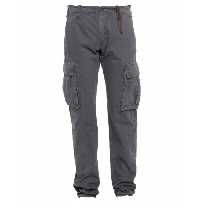 40WEFT Cargo Pants fit Slate blue for Young Boy Cut Off 8AYPU4836