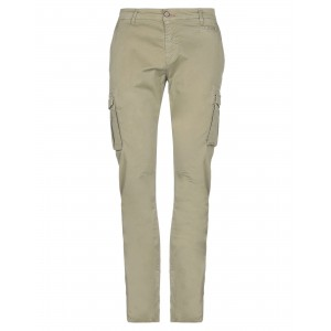 INDIVIDUAL Cargo Pants Military green for Men Cut Off topshop DH78L8101