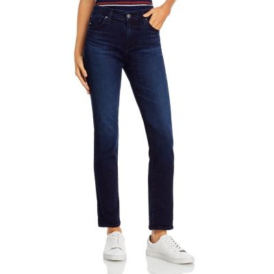 AG High Rise Straight Leg Jeans in Dary Disarrayed for women Dary Disarrayed AUVQ234