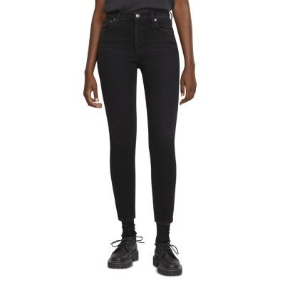 AGOLDE Clothing Nico Skinny Ankle Jeans in Compilation for girl Compilation QZJY755