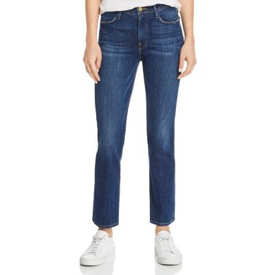 FRAME Le High Straight-Leg Jeans in York Girls York plus size Top Sale RBGD244