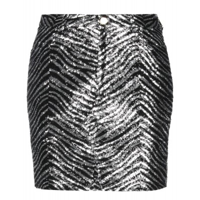 ALEXANDRE VAUTHIER Mini skirt express Black Clothing Girls on style outlet QXGPP2284