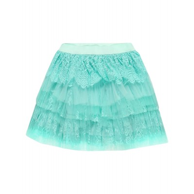 ANIYE BY Mini skirt Summer Turquoise Clothing Girls Cost Clearance On Line 8HI835496