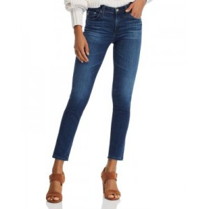 AG Prima Ankle Slim Jeans in 5 Years Blue Essence Women 5 Years Blue Essence skinny on clearance OAMU562
