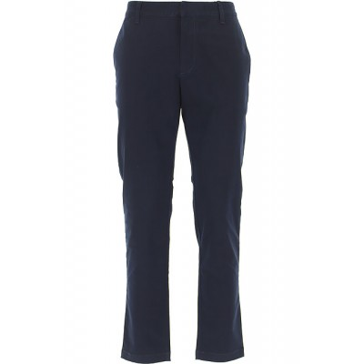 Armani Exchange Pants Blue Navy 50x30 for Male SQWP410
