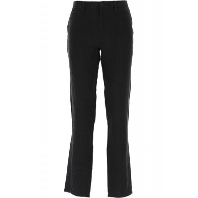 Burberry Pants Charcoal cut style for Men YCSS691