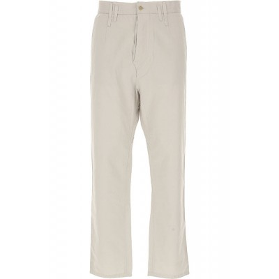 Dolce & Gabbana Pants Smoked Pearl 29x34 Designer for Male DHQI634