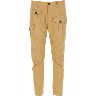 Dsquared2 Pants Beige 34x36 wholesale for Young Boy PHXS990