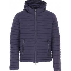 Save the Duck Jackets Blue Navy large the best for Men BMPI405