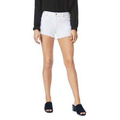 Joe's Jeans Clothing The Ozzie Cutoff Denim Shorts for girl White For Sale SHWU617